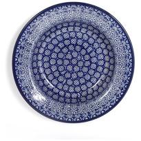 Plate Deep Lace Ø23.5cm