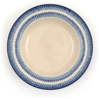 Plate Deep Leaf Ø23.5cm