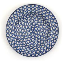 Plate Deep Pearls Ø23.5cm