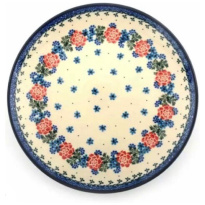 Plate Double Delight Ø 23.5cm