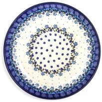 Plate Fleur Délicate Ø 23.5cm