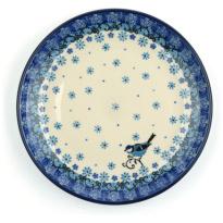Plate Fleur Délicate Bird Ø 20cm