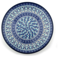 Plate Nautique Ø 23.5cm