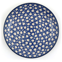 Plate Pearls Ø20cm