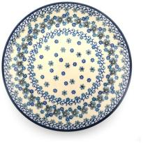 Plate Winter Garden Ø 23.5cm