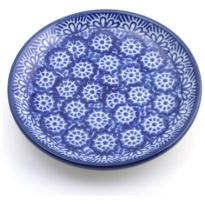 Teabag Dish Round Lace