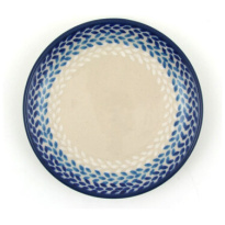 Teabag Dish Round Leaf