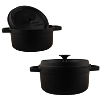 Cast Iron BBQ-Pan Medium-2.5l