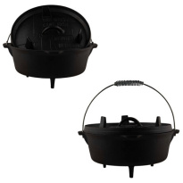 Cast Iron Dutch Oven 6Qt-5.5l