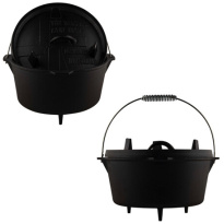 Cast Iron Dutch Oven 9Qt-8.5l