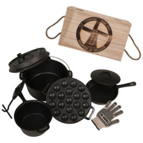 The Windmill Starterspakket Cast-Iron