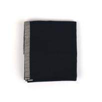 Kitchen Towel Solid Black