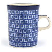 Mug Straight Blue Diamond 250ml