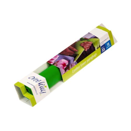 OneWay Spuitzakken Groen 12stuks