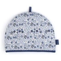 Tea Cozy Indigo Lace