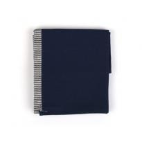 Tea Towel Solid Dark Blue