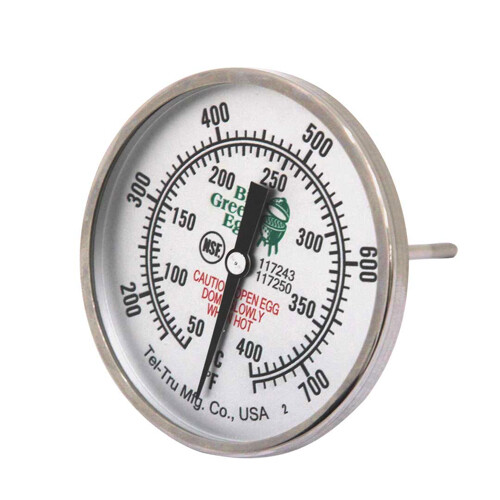 Big Green Egg Thermometer-8cm