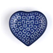 Bunzlau Castle Theetip hart-Blue-Diamond