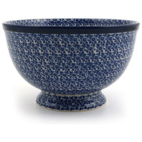Bowl on Foot Indigo 4100ml