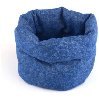 Bread Basket Dark Blue