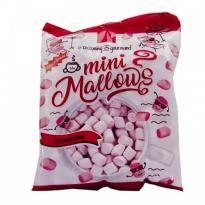 Mini Marshmallow Framboos 150g