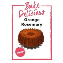 Bake Delicious Orange Rosemary Cake
