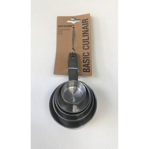 Basic Culinair Maatcups Set/5