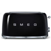 Smeg Toaster 2x4 Zwart