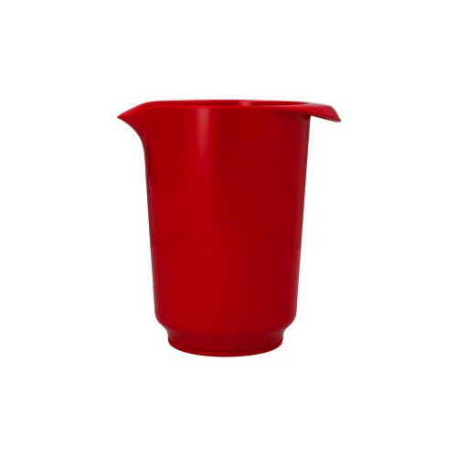 Beslagkom Hoog Rood 1.5-Liter