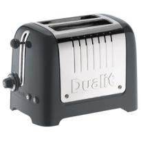 Dualit 2 Slot Lite Toaster Grijs