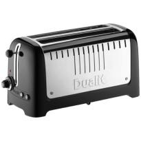 Dualit Long Lite Toaster-Zwart