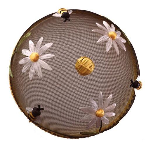 Vliegenkap Bloemen-Bijtjes ø30.5cm