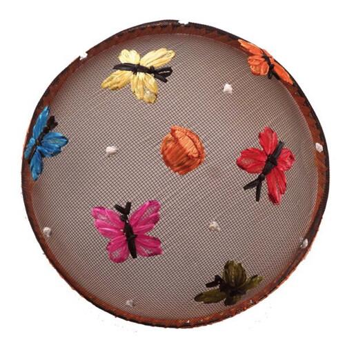Vliegenkap Vlinders ø30.5cm
