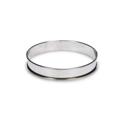 Patisse Flan-Ring RVS 14cm