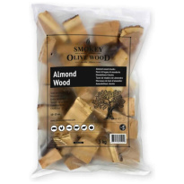 Smokey Olive Wood Amandel-Chunks-1.5kg