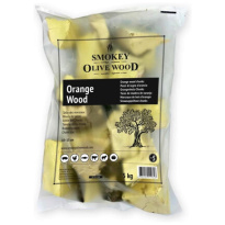 Smokey Olive Wood Sinaasappel-Chunks-1.5kg