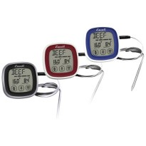 scali Touchscreen Thermometer-Timer Rood