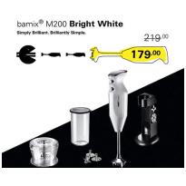 Bamix M200 Bright White