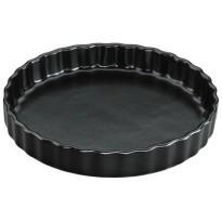 KuchenProfi Taartvorm Provence Zwart-27.5cm