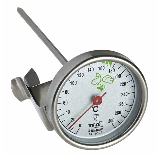 TFA Frituur Thermometer RVS