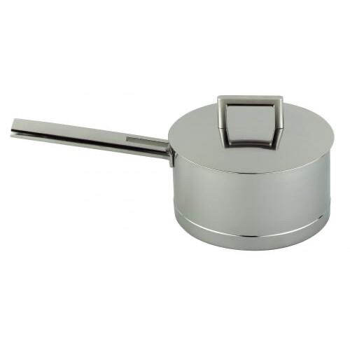 Demeyere John Pawson-7 Steelpan-met-deksel-14cm