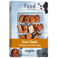 Magimix Brood Banket Receptenboek-Foodprocessor