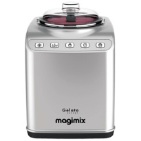 Magimix Gelato Expert Ijsmachine-Mat-Chroom