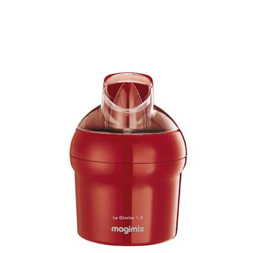 Magimix Glacier Ijsmachine Rood-1.5L